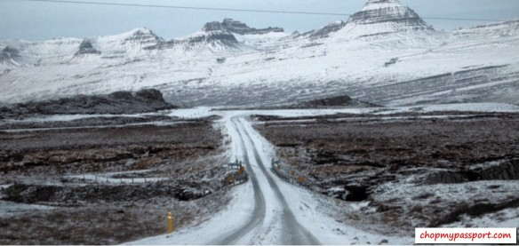 Iceland self drive Hofn to Egilsstaoir East Fjords coastal gravel roads