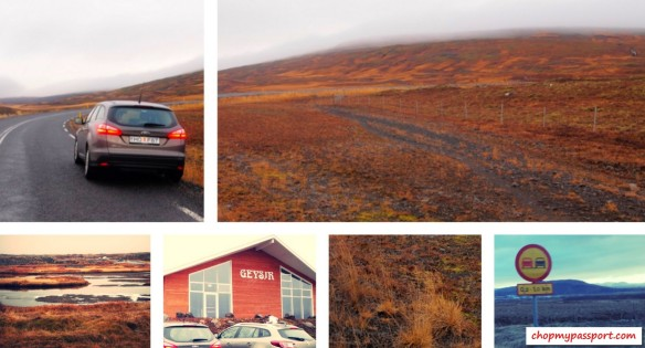 Iceland self drive Reykjavik to Vik golden circle road conditions