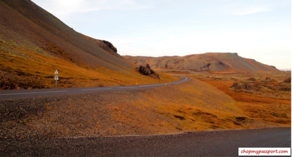 Iceland self drive Reykjavik to Vik narrow roads