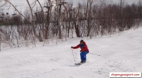 ski @ appi Japan mogul terrains