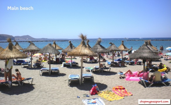 tenerife travel top best beach destination playa de las americas gold white sandy beaches canary islands