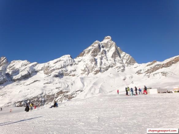 Ski Zermatt Breuil Cervinia Valtournenche Italy Switzerland Beginner Intermediate Skiers