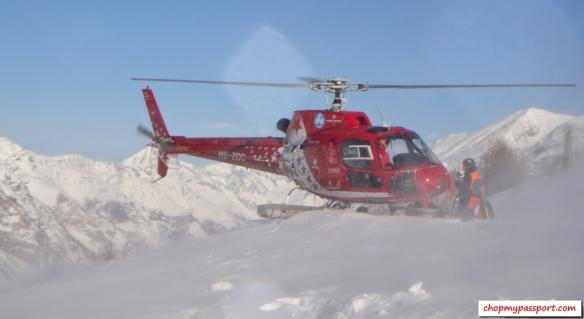 Ski Zermatt Rescue Helicopter Air Zermatt Professional
